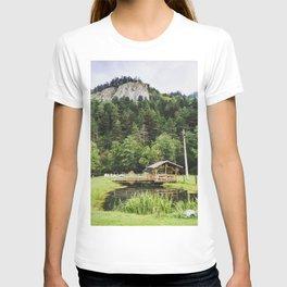 Romanian Landscape T-shirt