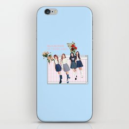 BLACK PINK IN YOUR AREA iPhone Skin