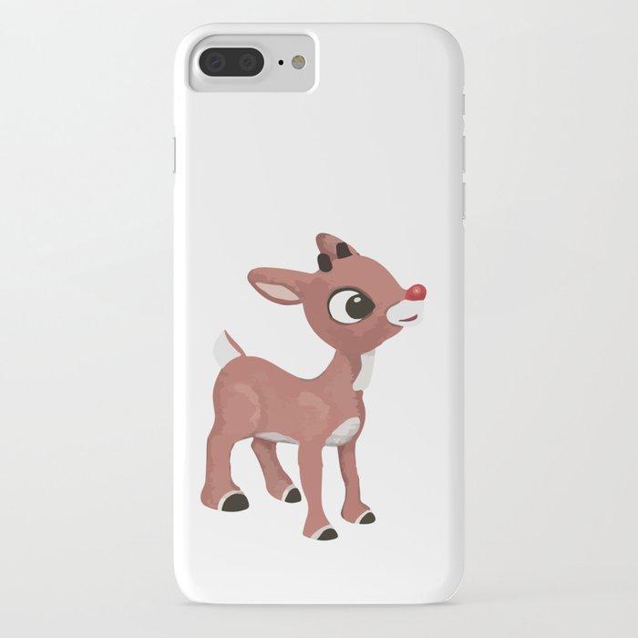 classic rudolph iphone case