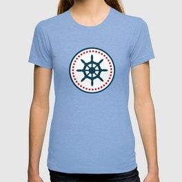 Sailing wheel 2 T-shirt