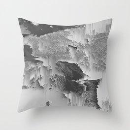 ETHANOL Throw Pillow