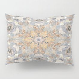 The Alamo Wall Kaleidoscope 6394 Pillow Sham