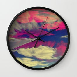 Signs in the Sky Collection - Visions Wall Clock
