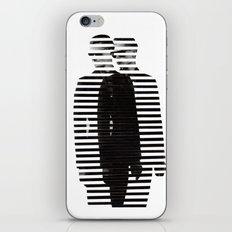 Deconstruction IV (Thin Man) iPhone & iPod Skin