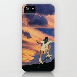 Sky as a Kite iPhone Case