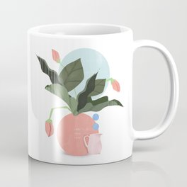 Love and plants Coffee Mug