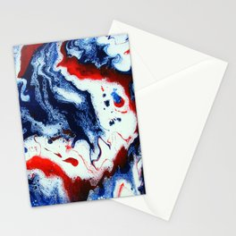 Patriotic 12.2 Stationery Cards