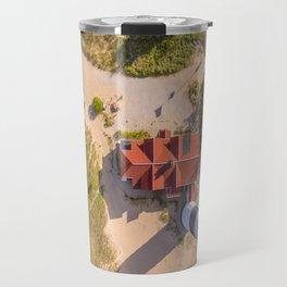 Aerial Light Travel Mug