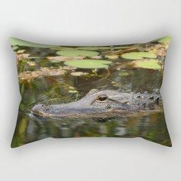 I Am What I Am Rectangular Pillow