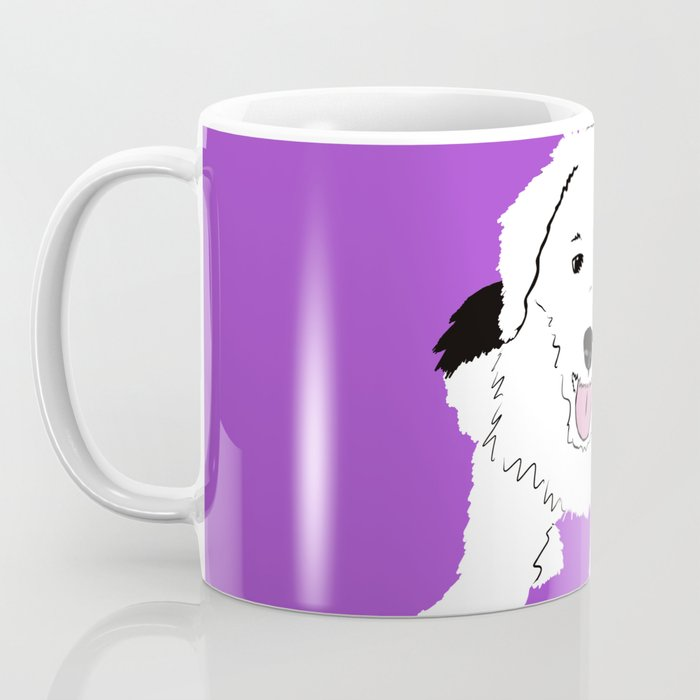 Gypsy The Sheepadoodle Coffee Mug