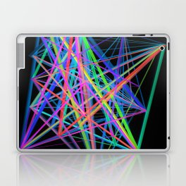 Colorful Rainbow Prism Laptop & iPad Skin