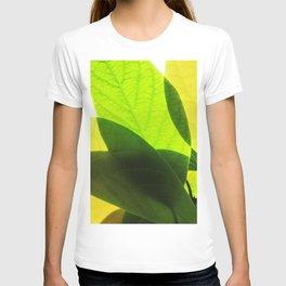 Avocado Leaves T-shirt