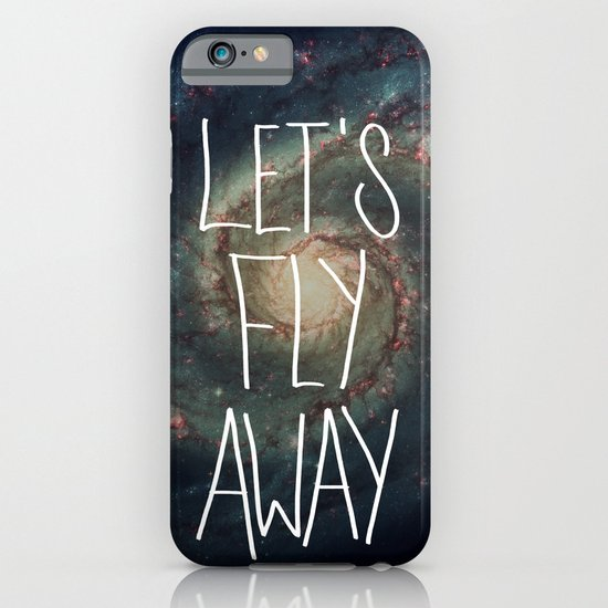 Let's Fly Away (come on, darling) iPhone & iPod Case