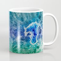 mineral Mugs featuring MINERAL MAZE by Catspaws