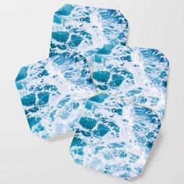Perfect Ocean Sea Waves Coaster