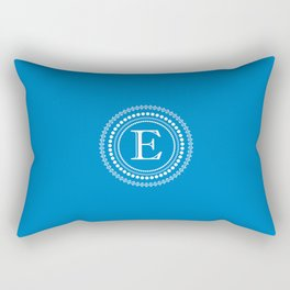 The Circle of E Rectangular Pillow