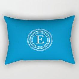 The Circle of E Rectangular Pillow