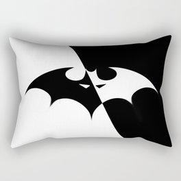 Bat logo Rectangular Pillow
