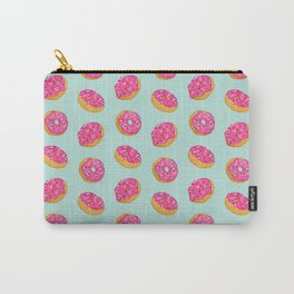 Doughnuts Carry-All Pouch