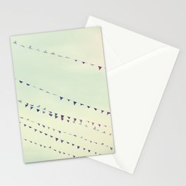 pennants Stationery Cards