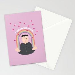 Kim Jong-un: Nobel Peace Prize 2015 Stationery Cards