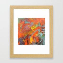 Aesthetics Number Four Framed Art Print