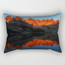 Refugio Frey // Argentina Rectangular Pillow