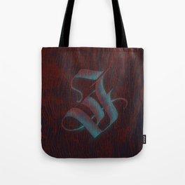 J of judgement day Tote Bag