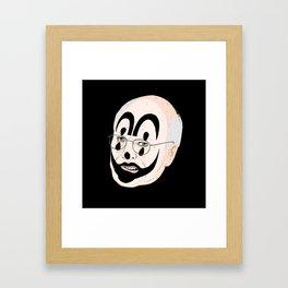 Cheney 2 Dope Framed Art Print