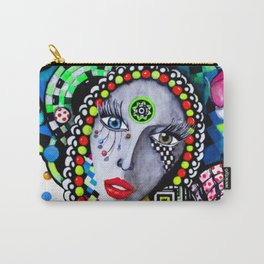 SERPENTINA COLORIDA Carry-All Pouch