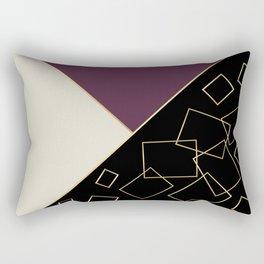 Walking Fifth Avenue Rectangular Pillow