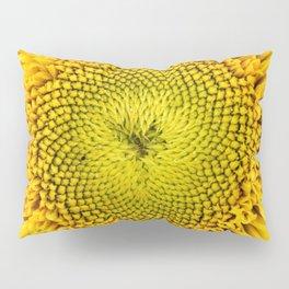 Teddy Bear Sunflower Center Pillow Sham