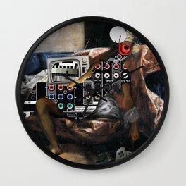 Plug HiFi Mama Wall Clock