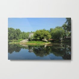 The first day of summer Metal Print