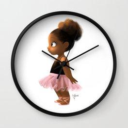 Little Dancer Wall Clock