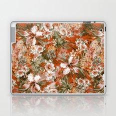Tropical Orange Laptop & iPad Skin
