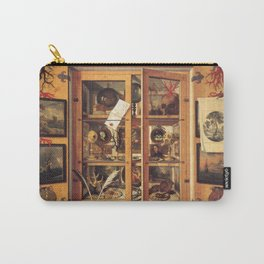 Cabinet of Curiosities Carry-All Pouch