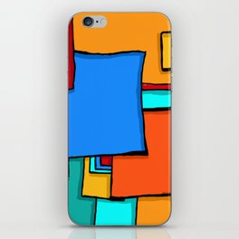 Cargo Ship Containers 11 iPhone Skin