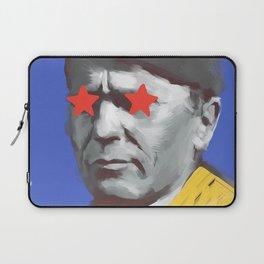 Komunist Tito, POP art style, digitally painted Laptop Sleeve