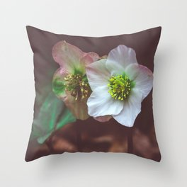Out of the Gloom Throw Pillow