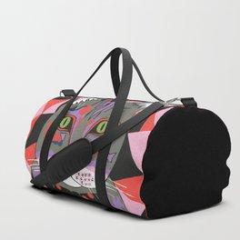 Mr Cat Duffle Bag