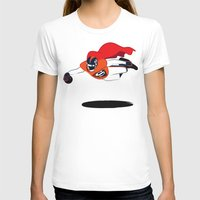 denver T-shirts featuring DENVER SUPERMAN by dapperdesignz