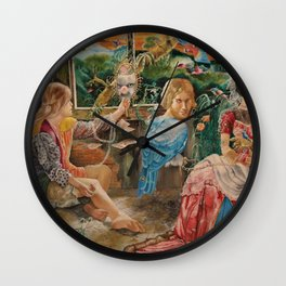 The Hate Wall Clock