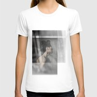 lace T-shirts featuring Lace by Marianne Brouwer