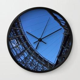 Coasting Wall Clock