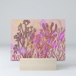 Seaweed Garden Mini Art Print