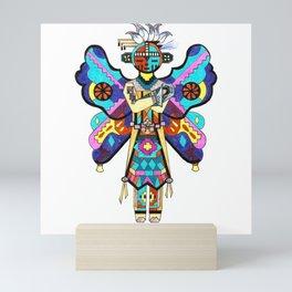Kachina Butterfly 5 Mini Art Print