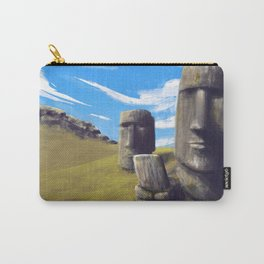 Rapanui Carry-All Pouch