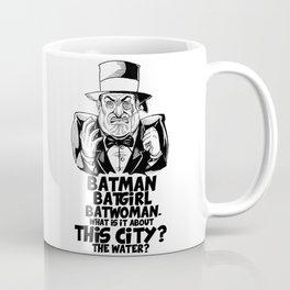 Classic Oswald Cobblepot: The Penguin Coffee Mug