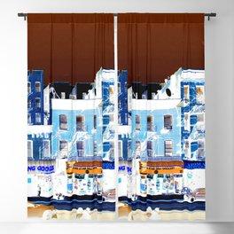 Americana – Harlem – New York – Negative Blackout Curtain